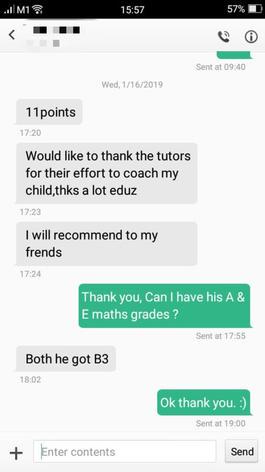 O Level Testimony (4)