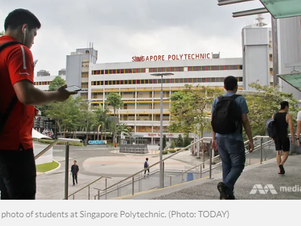 A-Level results out next Friday; graduates who opt for polytechnics can skip semester.