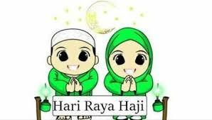 Happy Hari Raya Haji!