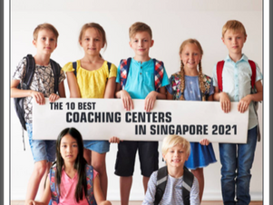 THE EXCELLIGENT - 10 Best Coaching Centers In Singapore 2021