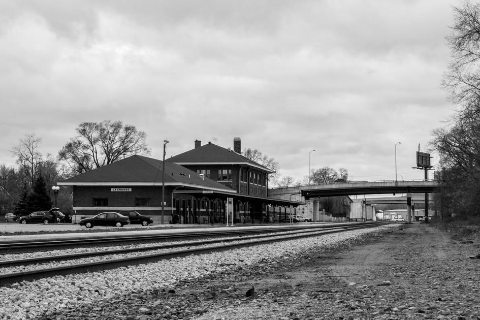 La Crosse Train Station