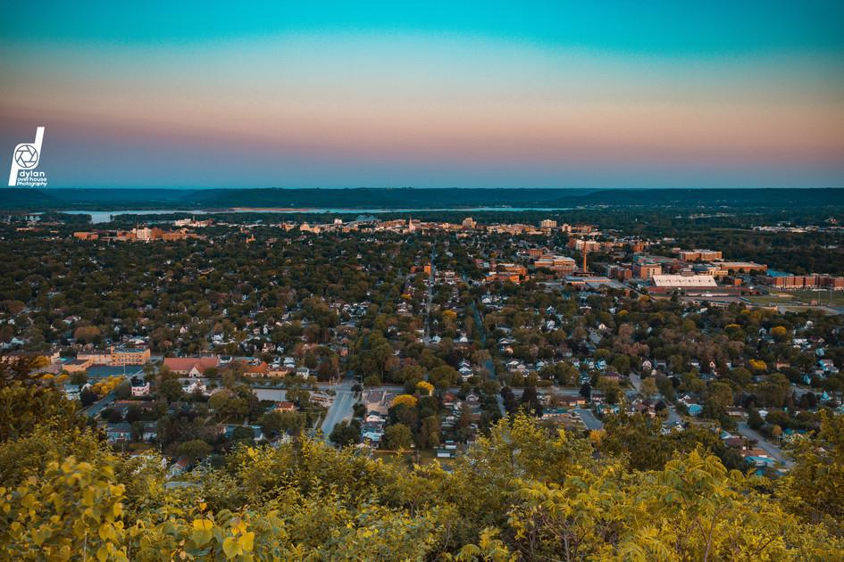 La Crosse, Wisconsin Sunrise