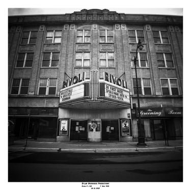Rivoli Theater on Film