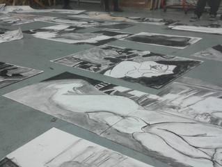 Life Drawing class with Martin Morris