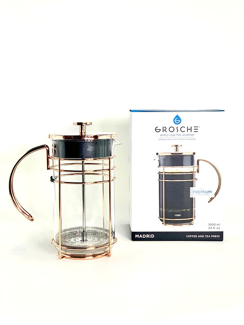 FRENCH PRESS MADRID FROM GROSCHE