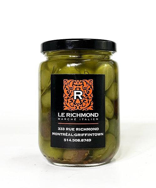 RICHMOND MIXED MARINATED OLIVES