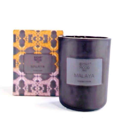 Scented Candle MALAYA From EIGHT MOOD