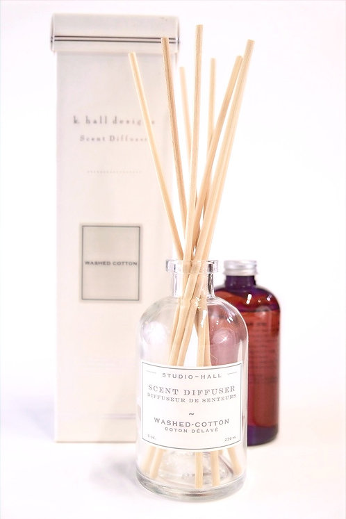 Scent Diffuser WASHED COTTON from K.HALL DESIGNS