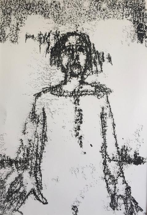 Up Monoprint