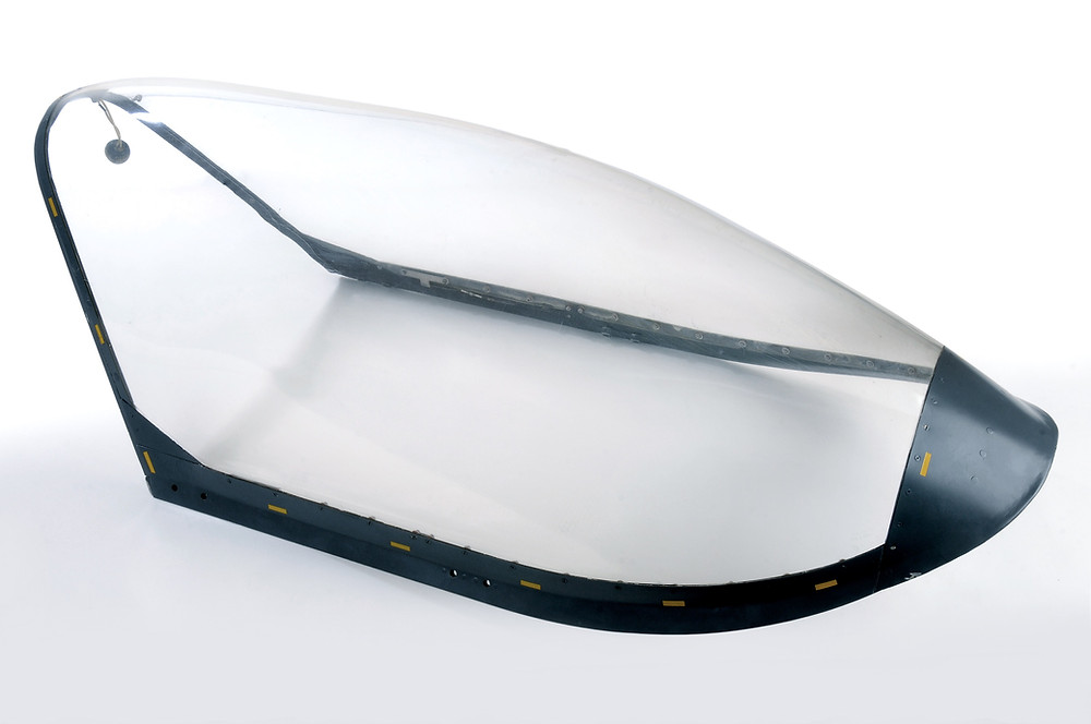 Supermarine Seafire canopy