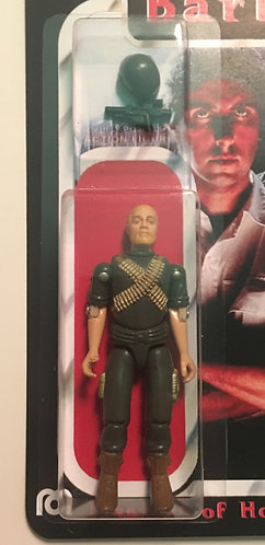 "GI Joe ""Style 2"" Replacement Blister"