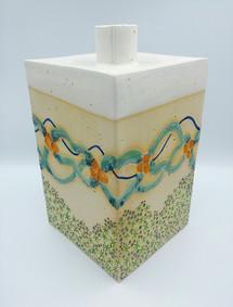 Large Cornish Design Vase