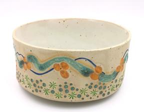 Large round bowl