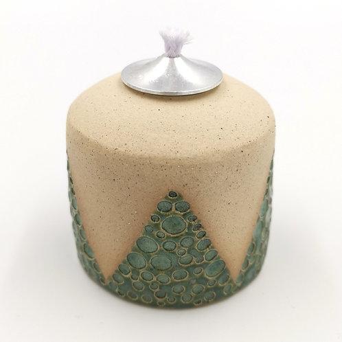 Ceramic Oil Candles