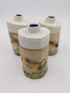 Slab built jar - various designs £50