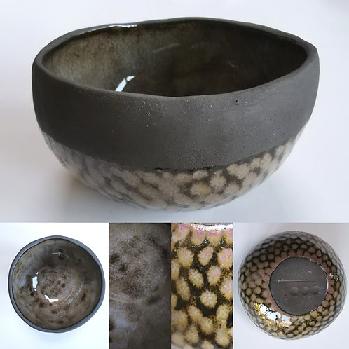 Small coiled bowl