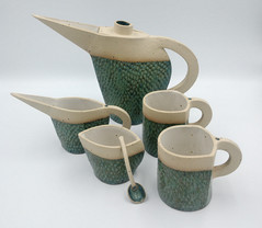 Teaset for 2 people