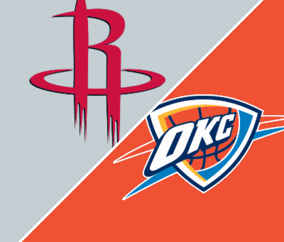 Round 1 Film Preview: Houston Rockets v Oklahoma City Thunder