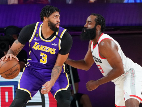 Game 1 Film Study: How Houston made easy work of the Lakers
