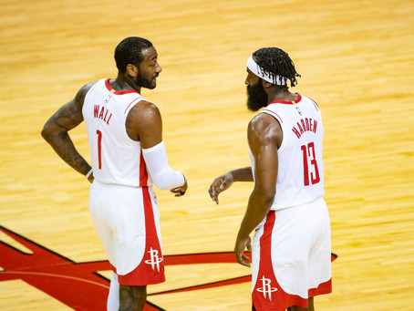 Pre-Season Film Study: How James Harden and John Wall can thrive together