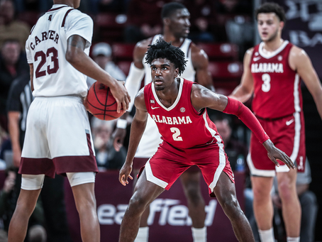 Who the Rockets should target in the NBA Draft 2020 #1: Kira Lewis Jr.