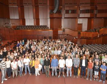 THE GREAT LEARNING @ Alte Oper Frankfurt