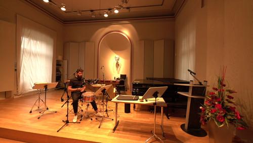 Songbook for SnareDrum @ HfM Detmold