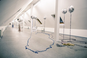 ELECTROACOUSTIC PERFORMANCE @ Anke Mila Menck Exhibition Opening