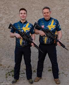 Madsen Shooting team
