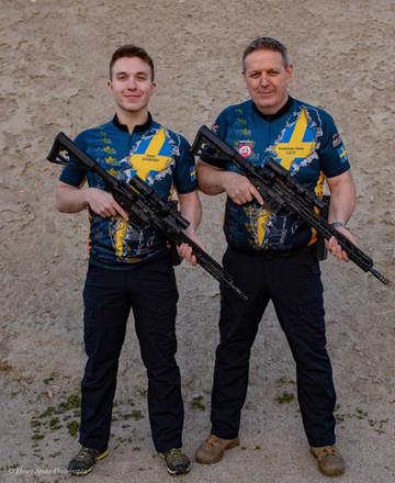 Shooting Team Madsen