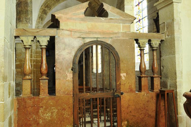 La chapelle Mairot
