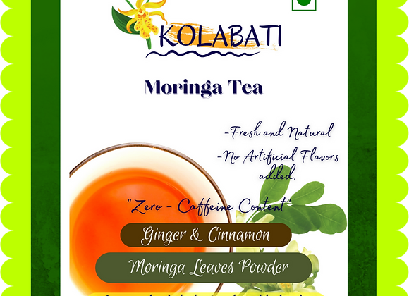 Moringa Tea leaves l 75 Gms l Loose Tea leaves