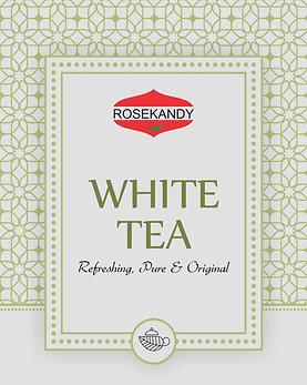 White Tea, 50 gms