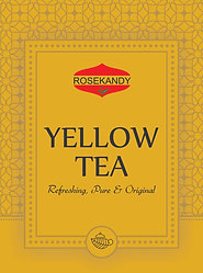 Yellow Tea, 50 gms