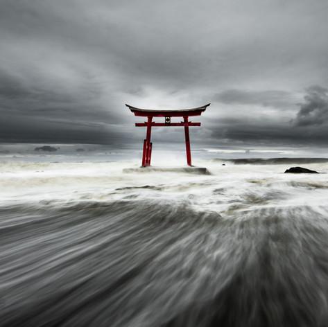 Kompira Shrine,Hokkaido