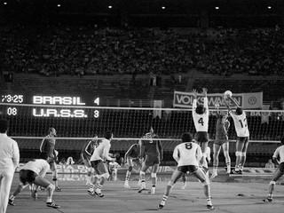 Brasil x URSS - Uma história que marcou o Maracanã