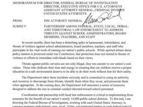 FBI targets concerned parents