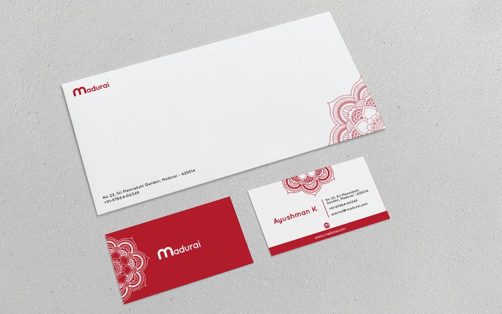 MAdurai envelope