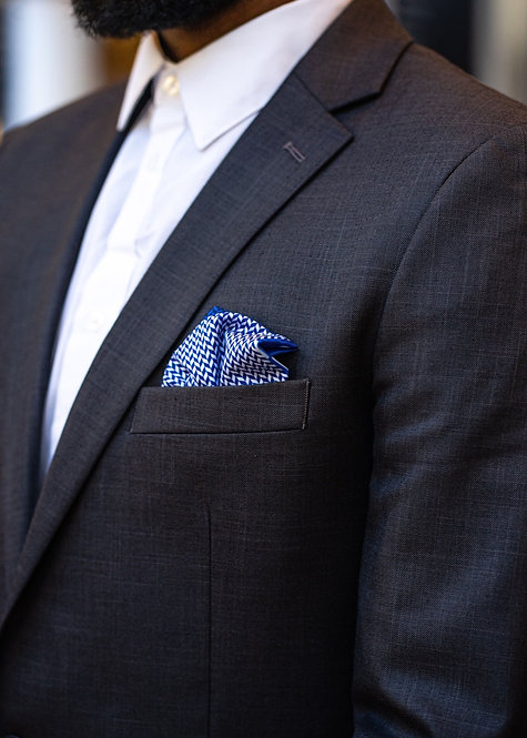 Affluent Pocket Square