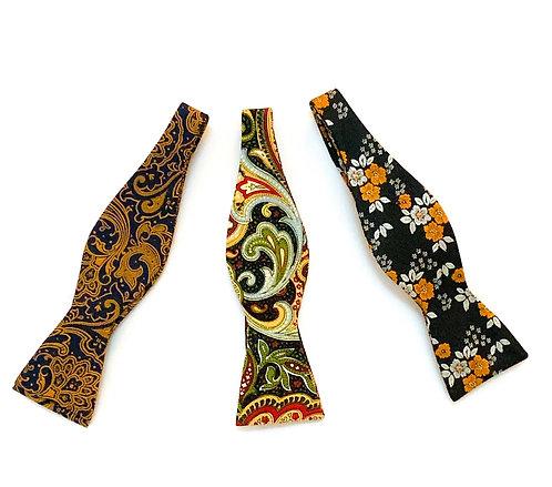 Self-Tie Bow Tie Bundle