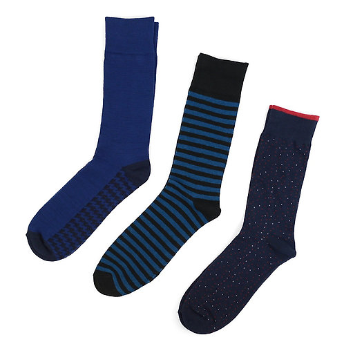 Blue Sock Bundle