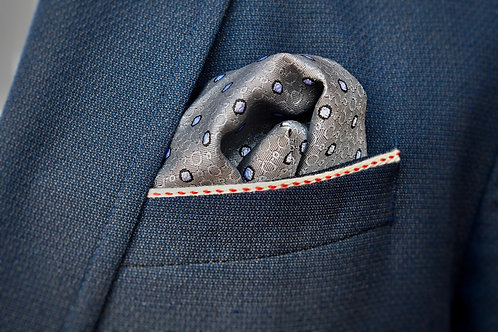 Loyalty Pocket Square