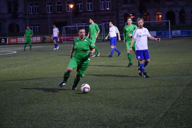 Verdientes Unentschieden gegen die Sportfreunde Schröder