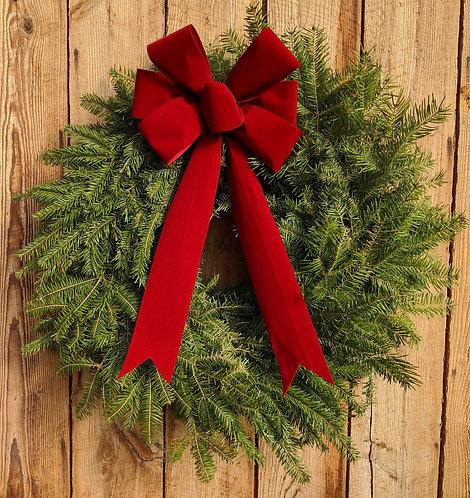 Yankee Special Wreath