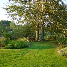 Sunset Pond Garden