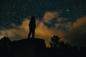 Sometimes stars of opportunity hide behind the clouds of adversity.