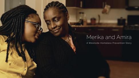 Merika and Amira
