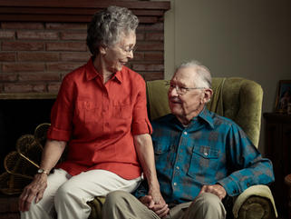 Donna & Norman - 60 Years - Coleman Studios - Brad Coleman