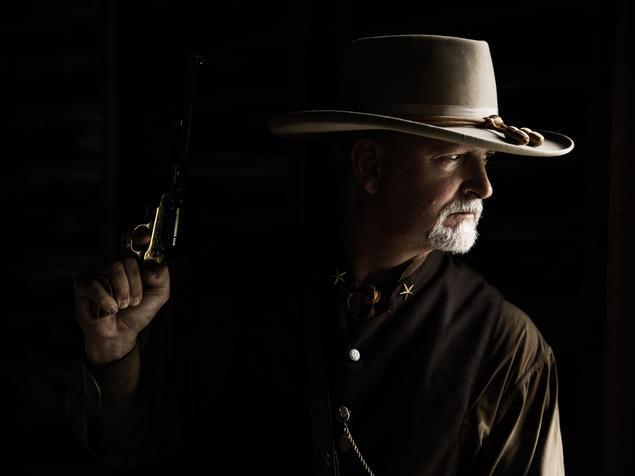 Kevin - Modern Cowboy - Coleman Studios - Brad Coleman