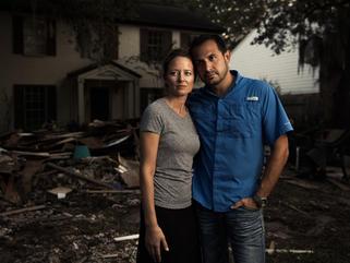 Jen and Luis - Portraits of Harvey - Coleman Studios - Brad Coleman